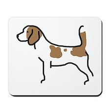 Beagle II Mousepad