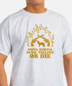 Nova Scotia Duck Tolling T-Shirt