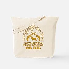 Nova Scotia Duck Tolling Tote Bag