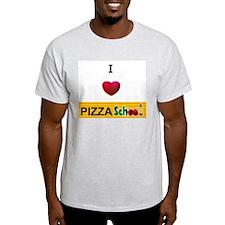 Pizza School T-Shirt