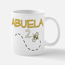 Abuela to Be (Bee) Mug