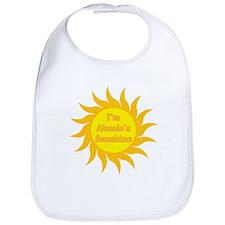 I'm Abuela's Sunshine Bib