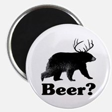 "Beer? 2.25"" Magnet (100 pack)"