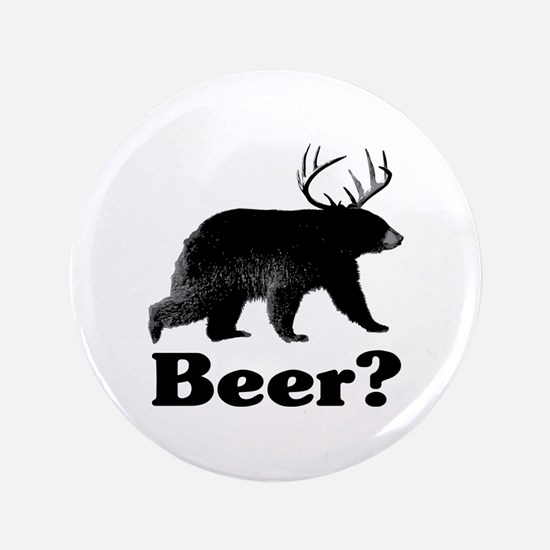 "Beer? 3.5"" Button"