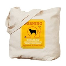 North American Shepherd Tote Bag