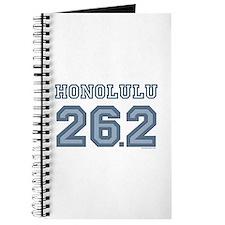 Honolulu 26.2 Marathoner Journal