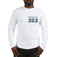 Honolulu 26.2 Marathoner Long Sleeve T-Shirt