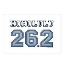 Honolulu 26.2 Marathoner Postcards (Package of 8)