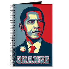 Barack Obama Change Journal