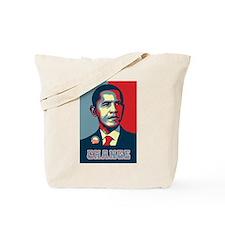 Barack Obama Change Tote Bag