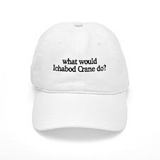 Ichabod Crane Baseball Cap