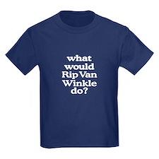 Rip Van Winkle T