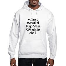 Rip Van Winkle Hoodie Sweatshirt
