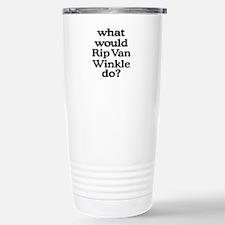 Rip Van Winkle Travel Mug