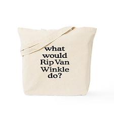 Rip Van Winkle Tote Bag