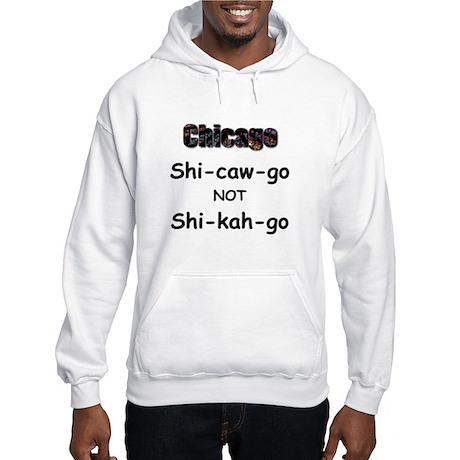 Real Chicagoans Hooded Sweatshirt