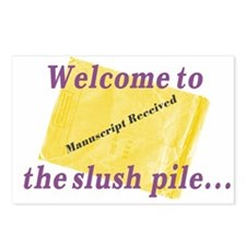 Welcome to the slush pile...Manuscript Received! P