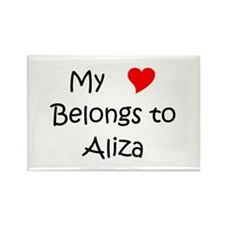 Aliza Rectangle Magnet (10 pack)