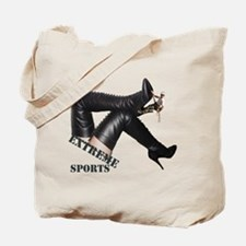 Extreme Sports - Boot Climbing Tote Bag