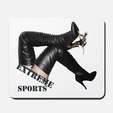 Extreme Sports - Boot Climbing Mousepad