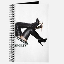 Extreme Sports - Boot Climbing Journal