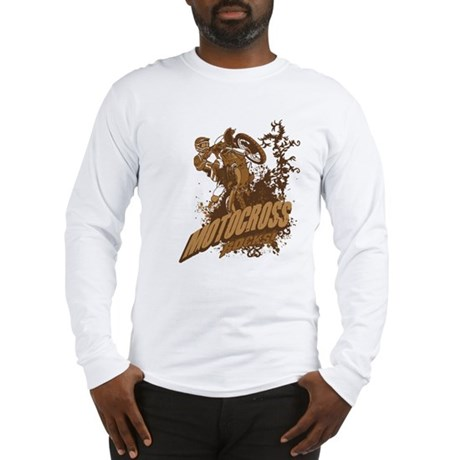 Motocross Rocks Long Sleeve T-Shirt