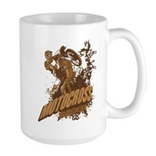 Motocross Rocks Mug