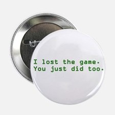 """The game 2.25"""" Button"""