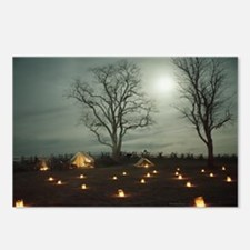 Southern Camp (90) Postcards (Package of 8)
