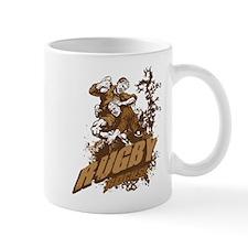 Rugby Rocks Mug