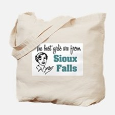 Best Girls Sioux Falls Tote Bag