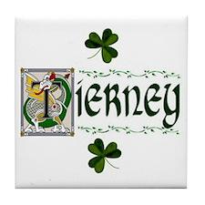 Tierney Celtic Dragon Ceramic Tile