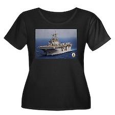 USS Wasp LHD 1 T
