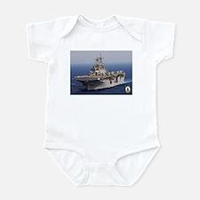 USS Wasp LHD 1 Infant Bodysuit