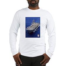 USS Essex LHD-2 Long Sleeve T-Shirt