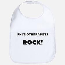 Physiotherapists ROCK Bib
