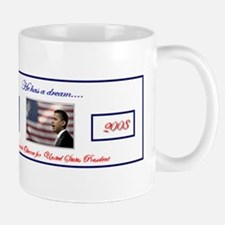 We have a Dream Mug