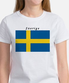 Swedish Flag T-Shirt