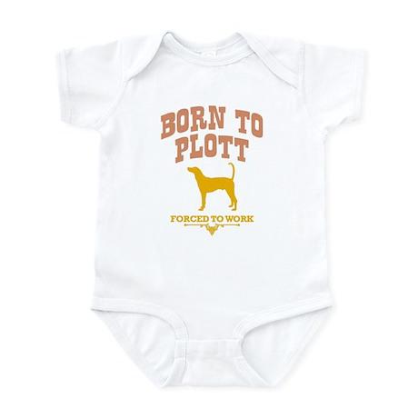 Plott Hound Infant Bodysuit