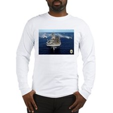 USS Kearsarge LHD-3 Long Sleeve T-Shirt