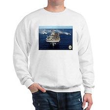 USS Kearsarge LHD-3 Sweatshirt
