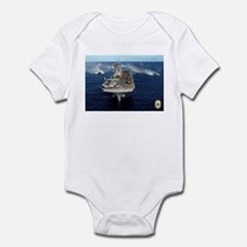 USS Kearsarge LHD-3 Infant Bodysuit