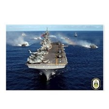 USS Kearsarge LHD-3 Postcards (Package of 8)