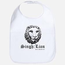 Singh is a Lion Bib