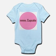 mmm Cupcake! Infant Creeper