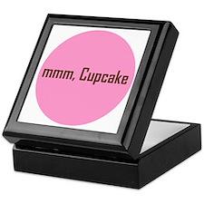 mmm Cupcake! Keepsake Box