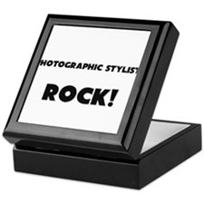 Photographic Stylists ROCK Keepsake Box