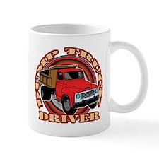 Dump Truck Driver Mug
