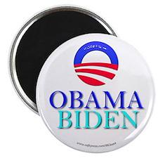 """Obama/Biden"" 2.25"" Magnet (10 pk)"