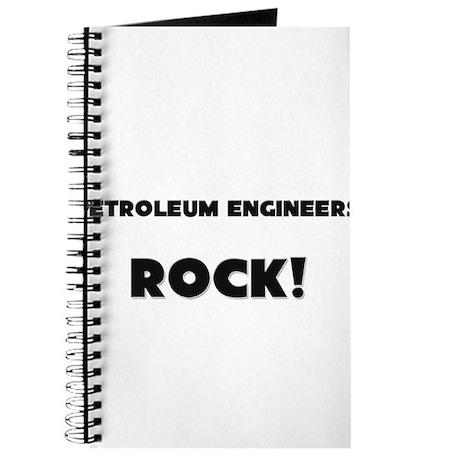 Petroleum Engineers ROCK Journal
